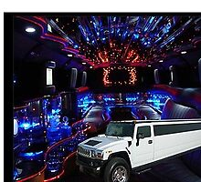 Wedding Hummer Limo in Phoenix by 4partybus