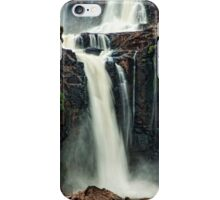 Iguazu Falls - Fall to the Rocks iPhone Case/Skin