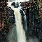 Iguazu Falls - Fall to the Rocks by photograham