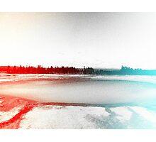 Digital Landscape #10 Photographic Print