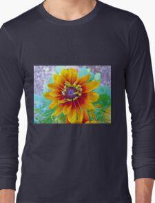 Woodstock flower Long Sleeve T-Shirt