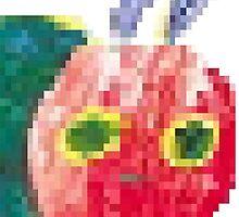 Very Hungry Caterpillar  by CrudeStatue