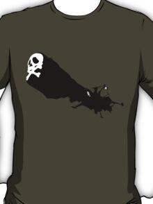 Captain Harlock's Arcadia (l'Atlantis d'Albator 84) T-Shirt
