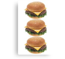 Burger Joint Canvas Print