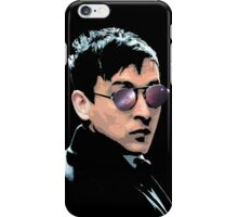 Hipster Oswald (Coloured|Black) iPhone Case/Skin