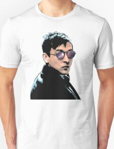 Hipster Oswald (Coloured|Black) T-Shirt