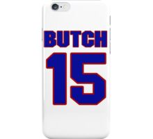 Basketball player Butch Lee jersey 15 iPhone Case/Skin