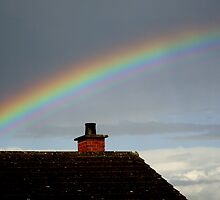 somewhere over the ...  by SNAPPYDAVE