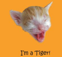 I'm a tiger! by RatRace
