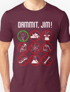 Star Trek: Just a Country Doctor Unisex T-Shirt