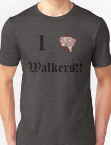 I Target Walkers T-Shirt
