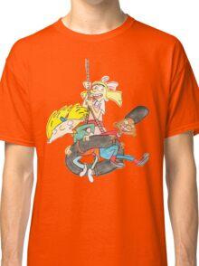Arnold, Gerald and Helga Classic T-Shirt