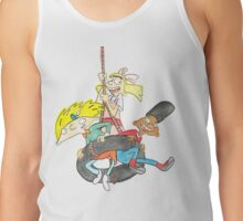 Arnold, Gerald and Helga Tank Top