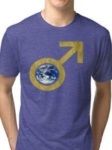 male eARTh Tri-blend T-Shirt