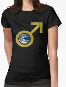 male eARTh Womens Fitted T-Shirt