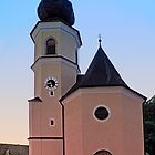 The village church of Helfenberg V | architectural photography by Patrick Jobst