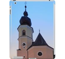 The village church of Helfenberg V | architectural photography iPad Case/Skin