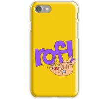 ROFL iPhone Case/Skin