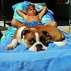 Soaking up some sun! by Jeff Brewster