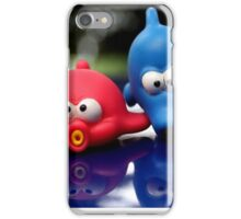 Fish a child's play iPhone Case/Skin