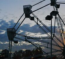 Carnival At Sunrise by Hunter Guess