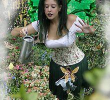 New Garden Fairy Keeper by Harri