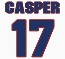 Basketball player Casper Ware jersey 17 by imsport