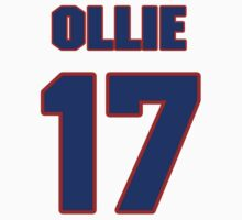 Basketball player Ollie Mack jersey 17 by imsport