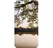 Angkor Wat reflection iPhone Case/Skin