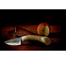 Hardy's Custom Knives Photographic Print