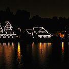 Boat House Row by Devon Mallison