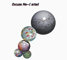 Excuse me--I arted by Anthony R. Plastino III