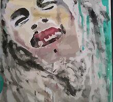 Food Colouring Bob Marley by ashley brunelleschi