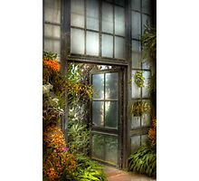 The Door to Paradise Photographic Print