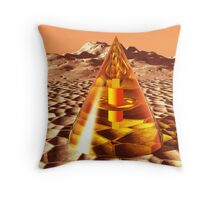 Harness the Power Throw Pillow