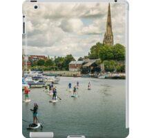 Stand Up Paddle, Bristol iPad Case/Skin