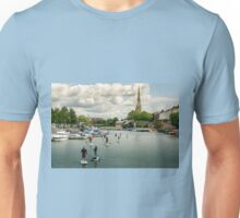 Stand Up Paddle, Bristol Unisex T-Shirt