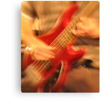 Oh Fender ! Canvas Print