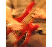Oh Fender ! Photographic Print