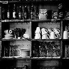 Cafe by Belinda Fraser