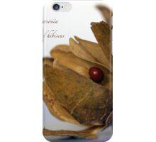 seed iPhone Case/Skin