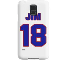 Basketball player Jim Neal jersey 18 Samsung Galaxy Case/Skin