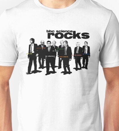 BBC Science ROCKS Unisex T-Shirt