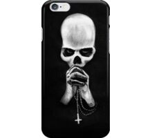 Straight Is the Gate and Narrow the Way iPhone Case/Skin