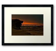 """Break of Day"" Framed Print"