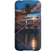 Kaskelot and the MShed, Bristol Samsung Galaxy Case/Skin