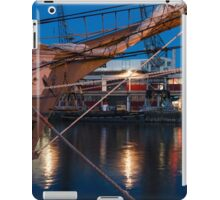 Kaskelot and the MShed, Bristol iPad Case/Skin