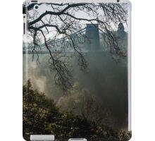 Clifton Suspension Bridge, Bristol iPad Case/Skin
