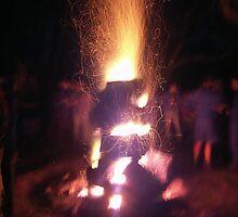 Docs Fire #3 by AndrewBentley