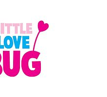 Little love bug with cute little antennae matching big love bug by jazzydevil